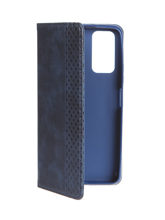 Чехол Neypo для Honor 10x Lite Wallet Dark Blue NW21255