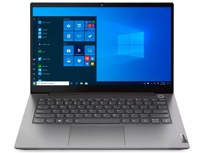 Ноутбук Lenovo ThinkBook 14 G2-ARE 20VF0049RU (AMD Ryzen 5 4500U 2.3Ghz/4096Mb/256Gb SSD/AMD Radeon Graphics/Wi-Fi/Bluetooth/Cam/14/1920x1080/Windows 10 Pro 64-bit)