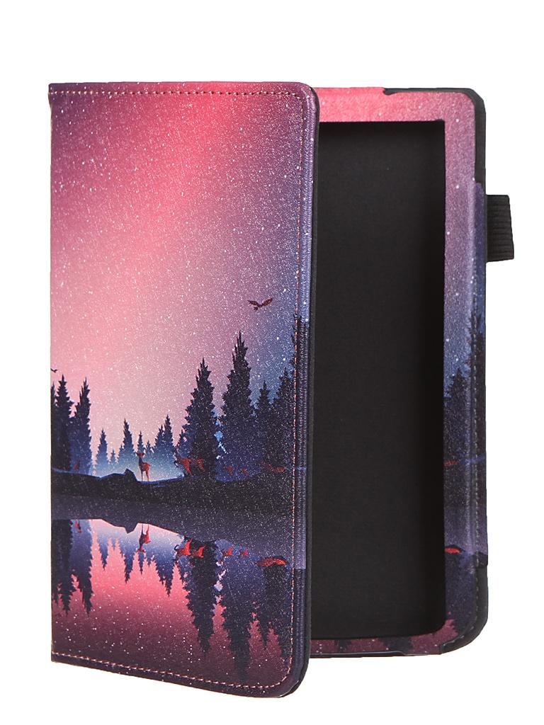 Аксессуар Чехол BookCase для PocketBook 606/616/627/628/632/633 Sumerki BC-616-STAND-PRINT-SUMR