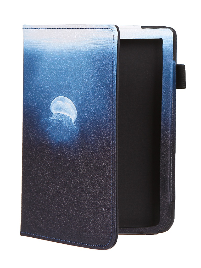 Фото - Аксессуар Чехол BookCase для PocketBook 606/616/627/628/632/633 Jellyfish BC-616-STAND-PRINT-MEDZ аксессуар чехол bookcase для pocketbook 606 616 627 628 632 633 tower bc 632 twr