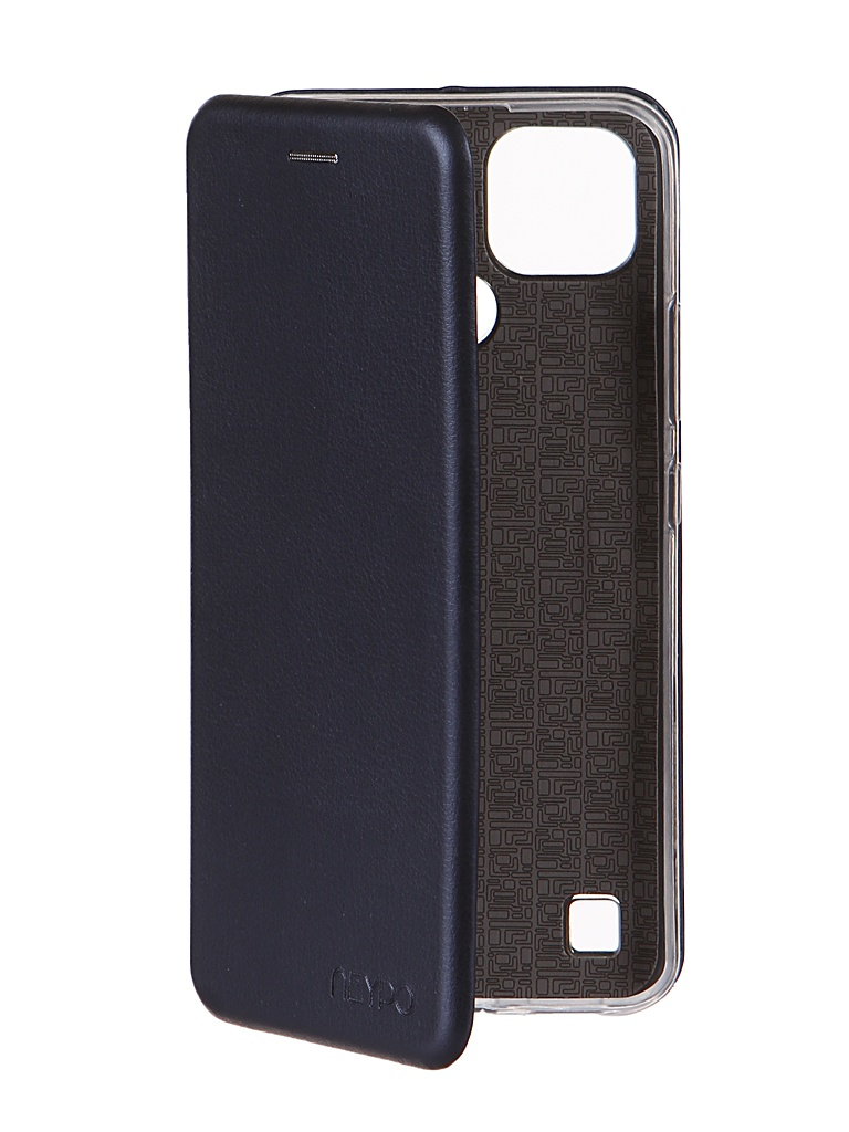 Чехол Neypo для Realme C21 Premium Dark Blue NSB22255