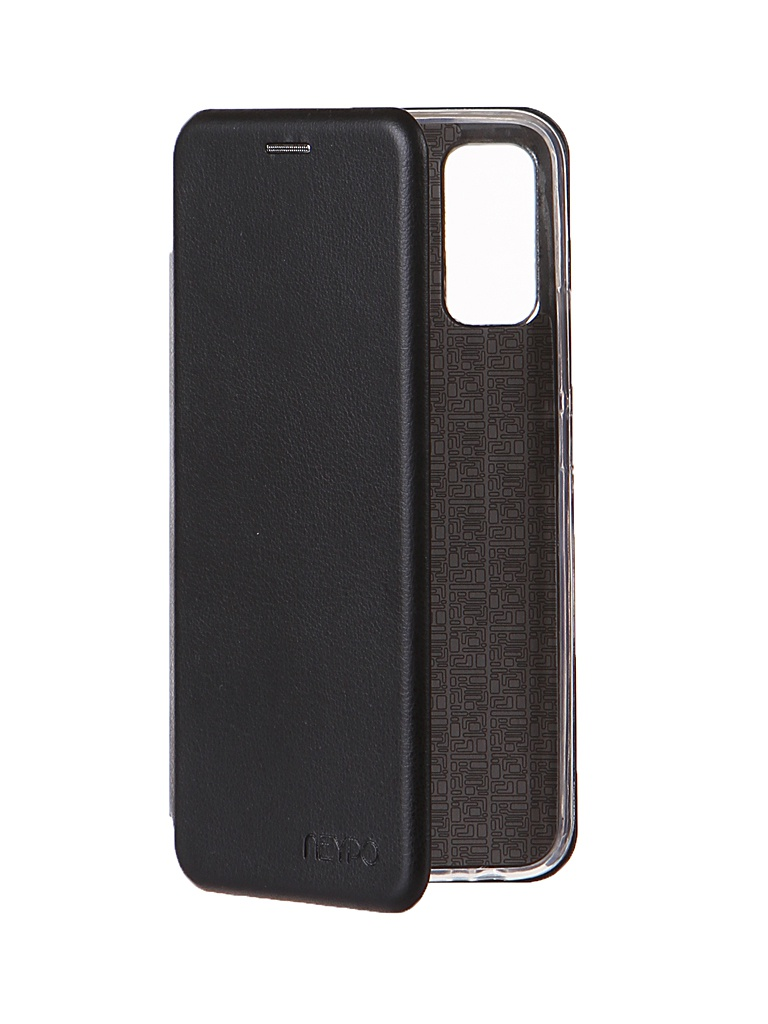 Чехол Neypo для Tecno Camon 15 Air Premium Black NSB22107