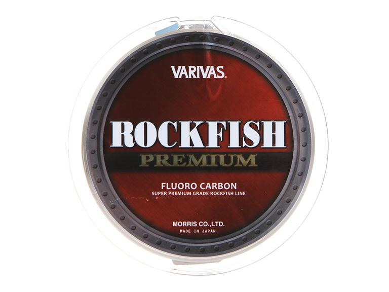 Леска Varivas Rock Fish Premium Fluoro 150m 227252