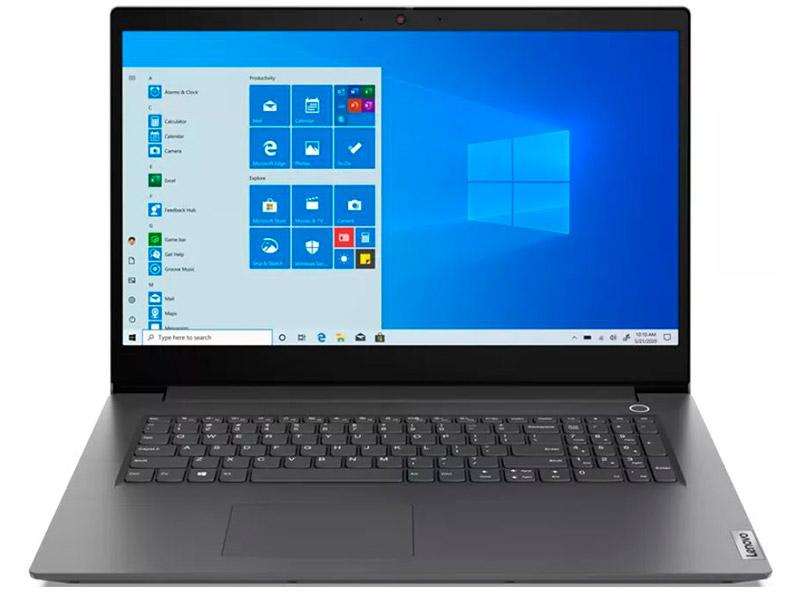 Ноутбук Lenovo V17-IIL 82GX007QRU (Intel Core i3 1005G1 1.2Ghz/8192Mb/256Gb SSD/Intel UHD Graphics/Wi-Fi/Bluetooth/Cam/17.3/1920x1080/No OC) ноутбук lenovo v17 iil intel core i3 1005g1 1200mhz 17 3 1920x1080 8gb 256gb ssd dvd нет intel uhd graphics wi fi bluetooth dos 82gx007qru iron grey