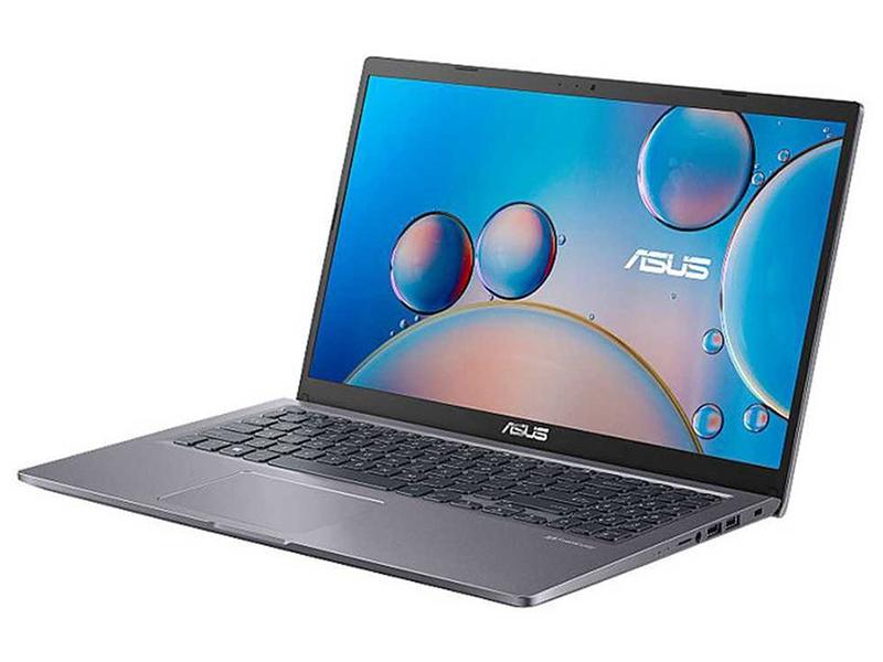 Ноутбук ASUS X515MA-BQ129 90NB0TH1-M05590 (Intel Celeron N4020 1.1Ghz/4096Mb/128Gb SSD/Intel UHD Graphics/Wi-Fi/Bluetooth/Cam/15.6/1920x1080/OS) ноутбук asus vivobook k413ja eb401t win 10 черный 90nb0rcf m05590