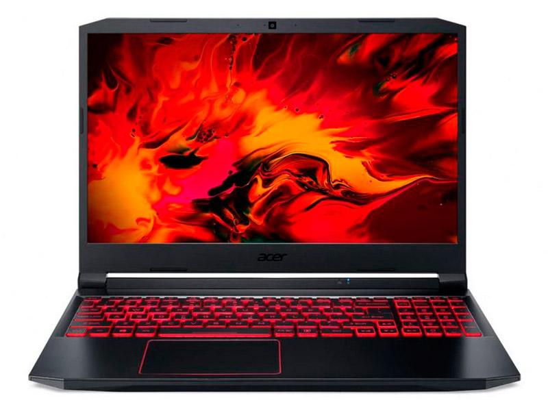 Ноутбук Acer Nitro 5 AN515-55-52WF NH.Q7JER.001 (Intel Core i5 10300H 2.5Ghz/8192Mb/512Gb SSD/nvidia GeForce GTX 1650 Ti 4096Mb/Wi-Fi/Bluetooth/Cam/15.6/1920x1080/Windows 10 Home 64-bit) ноутбук hp pavilion gaming 16 a0046ur 2z7j4ea intel core i5 10300h 2 5ghz 8192mb 512gb ssd nvidia geforce gtx 1650 ti 4096mb wi fi bluetooth cam 16 1 1920x1080 free dos