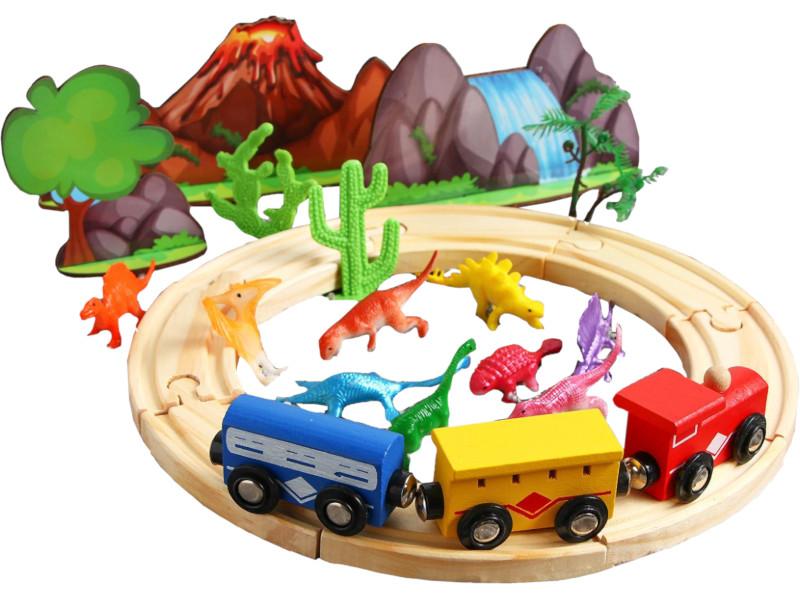 Игрушка Good Wood Путешествие к динозаврам 5139252
