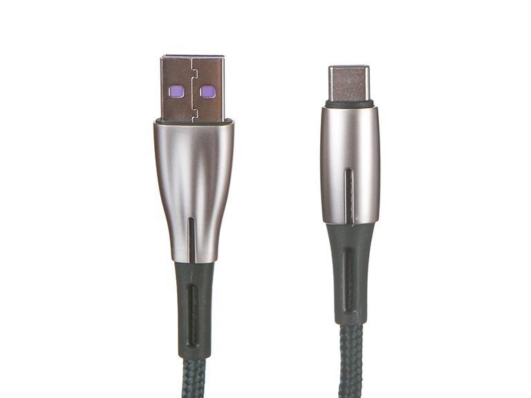 Аксессуар Baseus Water Drop-Shaped Lamp USB - Type-C 66W 2m Green CATSD-N06