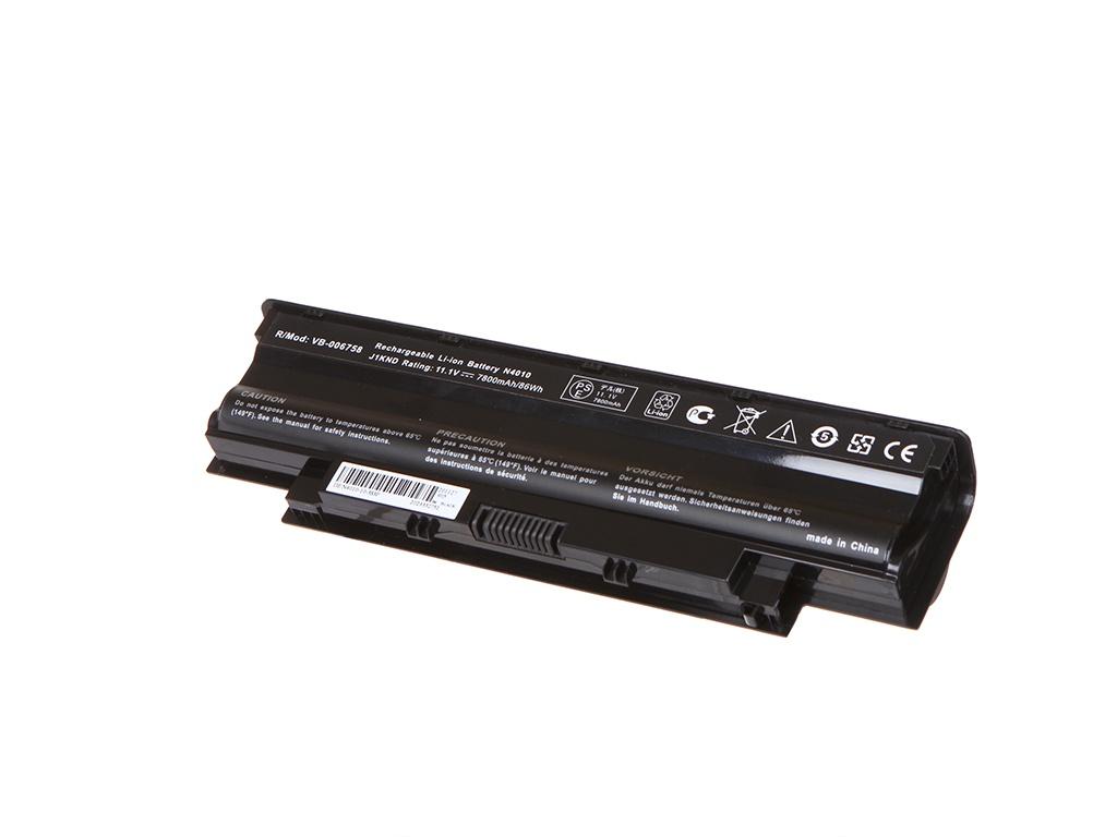 Аккумулятор Vbparts для Dell Inspiron N5110/N4110/N5010R 7800mAh 006758