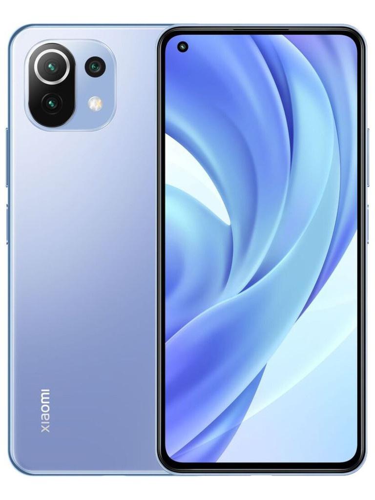 Сотовый телефон Xiaomi Mi 11 Lite 8/128Gb Blue Выгодный набор + серт. 200Р!!!