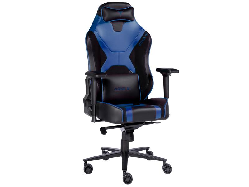 Компьютерное кресло Zone 51 Armada Black-Blue Z51-ARD-BL