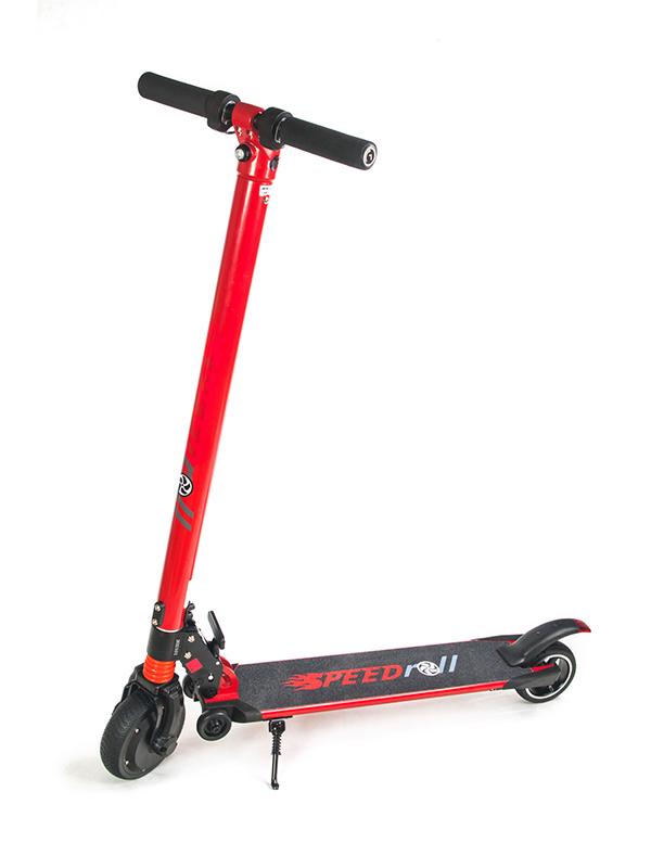 Электросамокат SpeedRoll S10 Red