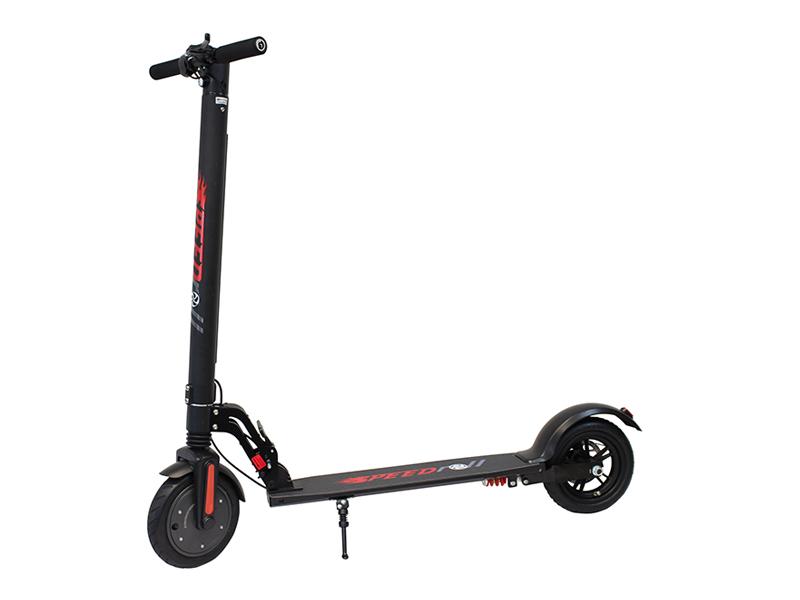 Электросамокат SpeedRoll S12 Black