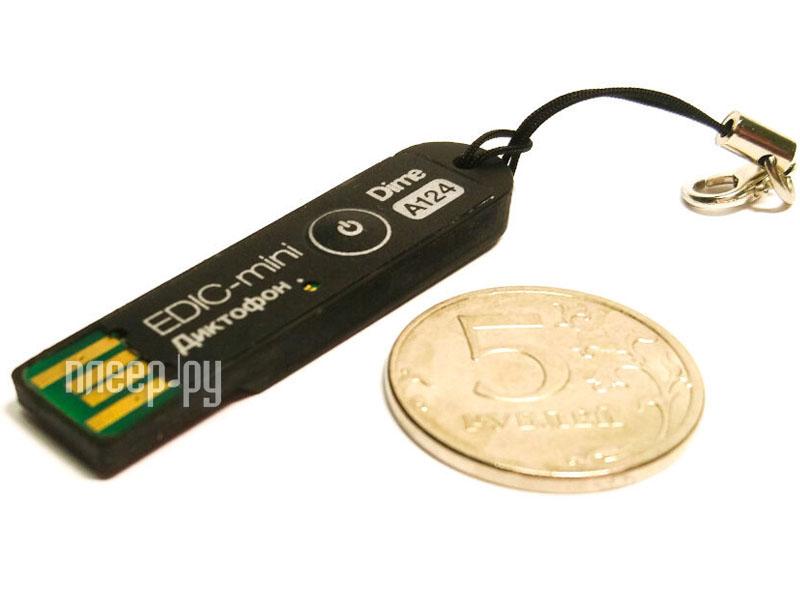Диктофон Edic-mini Dime A124