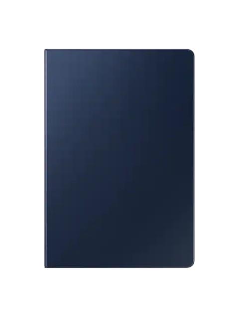 Чехол для Samsung Galaxy Tab S7+ / S7 FE Book Cover Dark Blue EF-BT730PNEGRU