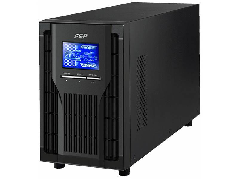 Источник бесперебойного питания FSP Champ CH-1101TS 1000VA 900W PPF8001300