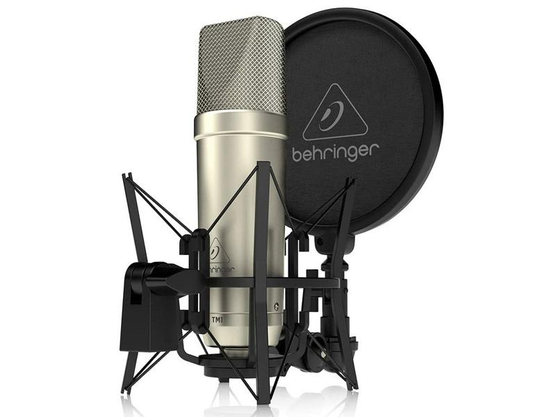 Фото - Микрофон Behringer TM1 микрофон behringer c 2