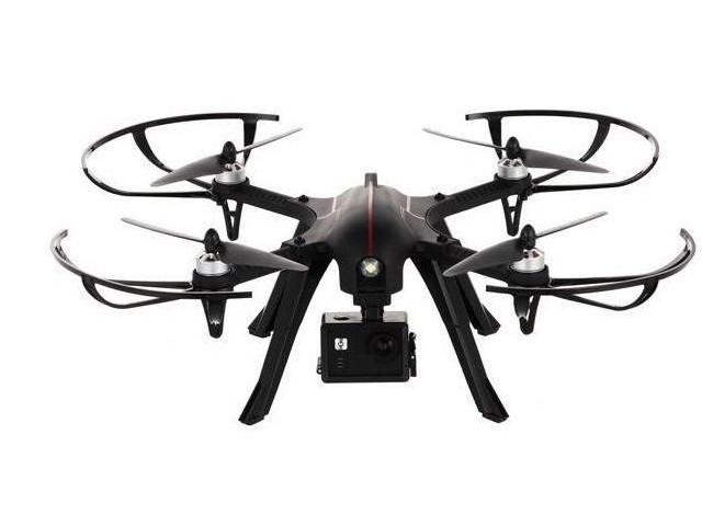 mjx bugs 2w Квадрокоптер MJX Bugs 3 FPV Wi-Fi 4K