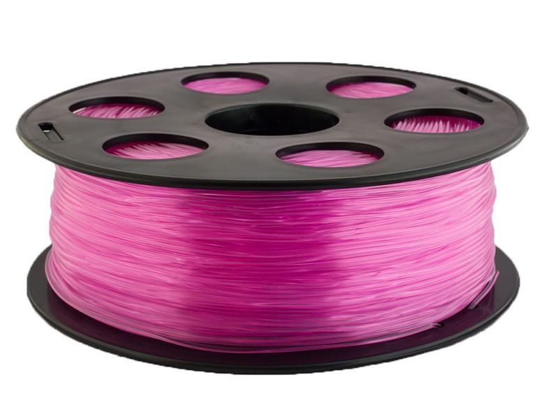 Аксессуар Bestfilament Ватсон SBS-пластик 1.75mm 1кг Pink аксессуар bestfilament abs пластик 1 75mm 1кг white