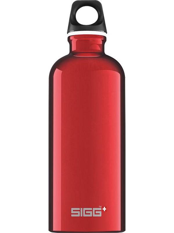 Бутылка Sigg Traveller 600ml Red 8326.30