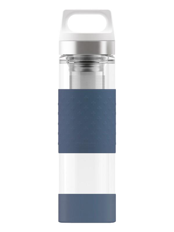 Термос Sigg Hot & Cold Glass 400ml Midnight 8648.60