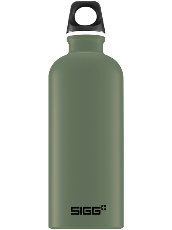 Бутылка Sigg Leaf 600ml Green 8744.10
