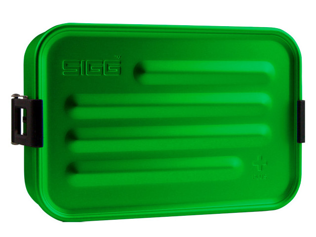 Ланч-бокс Sigg Metal Box Plus S Green 8697.30