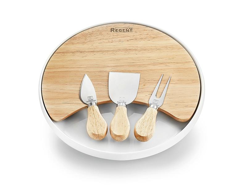 Набор для сыра Regent Inox Formaggio 93-FG-S-11
