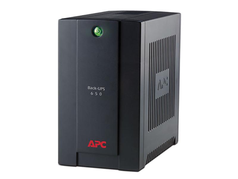 Источник бесперебойного питания APC Back-UPS 650VA 390W BX650CI-RS