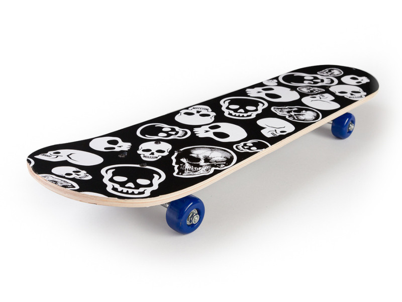 Скейт Sxride JST79 Skull JST79PVC01