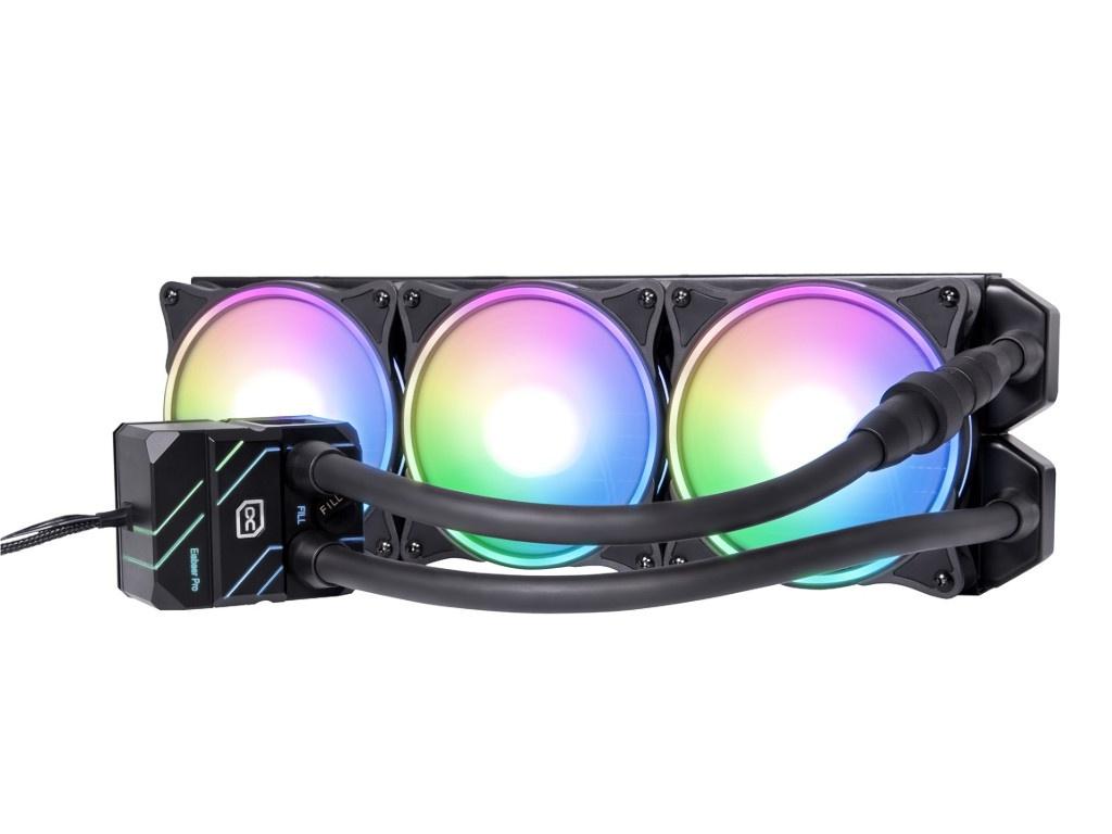 Водяное охлаждение Alphacool Eisbaer Pro Aurora 360