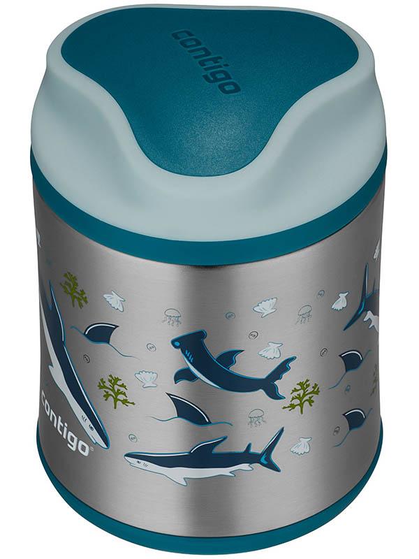 Термос Contigo Food Jar Sharks 300ml 13599.14 / 2136765