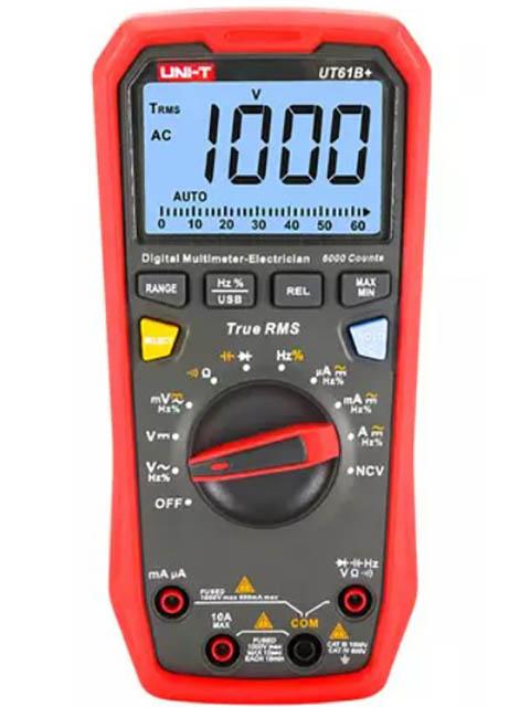 Мультиметр UNI-T UT61B+