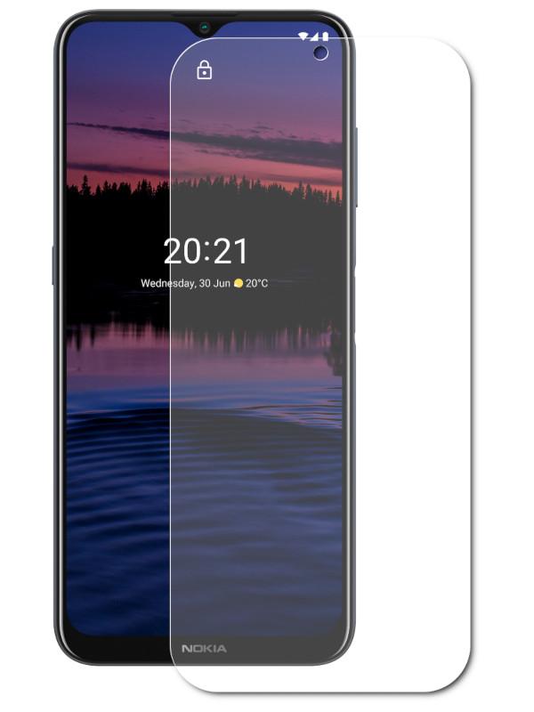 Гидрогелевая пленка LuxCase для Nokia G20 0.14mm Front Matte 86456