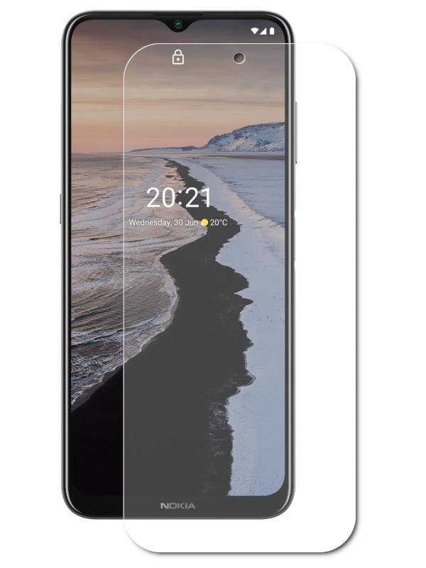Гидрогелевая пленка LuxCase для Nokia G10 0.14mm Front Matte 86453