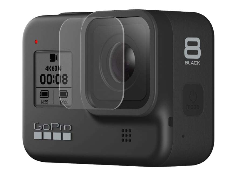 Гидрогелевая пленка LuxCase для GoPro Hero 8 Black Edition 0.14mm Front 2шт Matte 86337