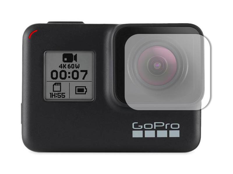 Гидрогелевая пленка LuxCase для GoPro Hero 7 Black Edition 0.14mm Front 2шт Matte 86338