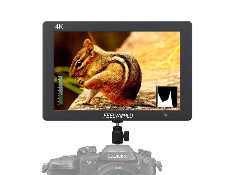 Фото - Накамерный монитор Feelworld T7 7 4K HDMI 14667 накамерный монитор feelworld p7