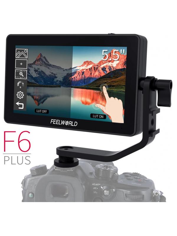 Накамерный монитор Feelworld F6 Plus V2 16980