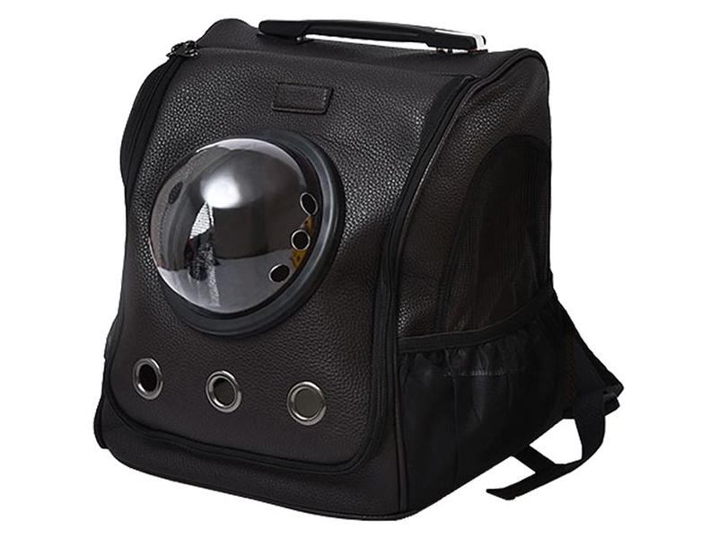 Рюкзак-переноска Xiaomi Little Beast Star Pet School Bag Breathable Space Brown XN11-5001