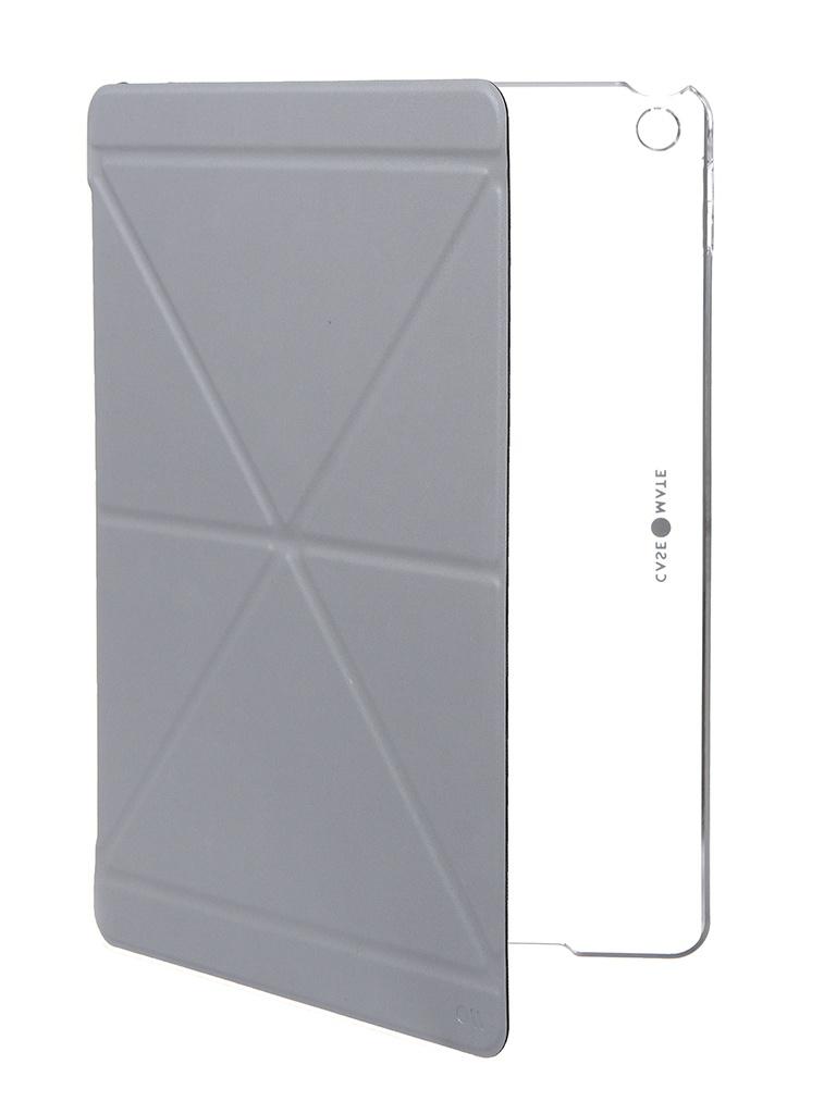 Чехол Case-Mate для APPLE iPad 10.2 (7th gen. 2019) Multi Stand Folio Light Grey CM042842