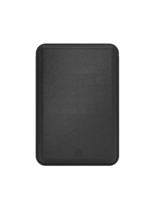 Чехол-бумажник SwitchEasy для APPLE iPhone 12 / Pro Max MagWallet Black GS-103-168-229-11