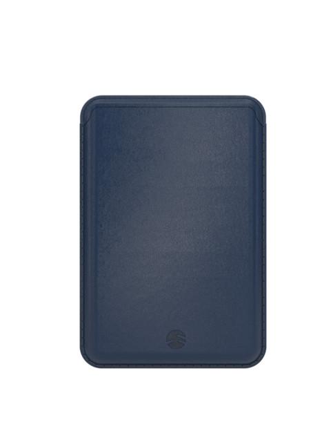 Чехол-бумажник SwitchEasy для APPLE iPhone 12 / Pro Max MagWallet Blue GS-103-168-229-142