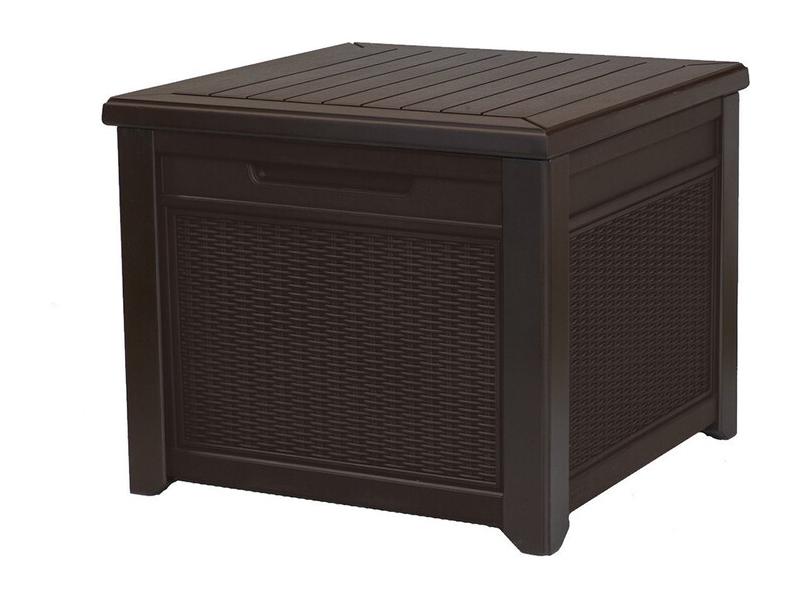 Сундук Keter Cube Rattan Deck Box 237779