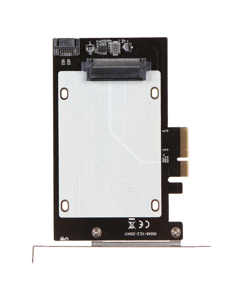 Адаптер Palmexx U.2 SSD PCI-E PX/PLT-U2-PCIEX4