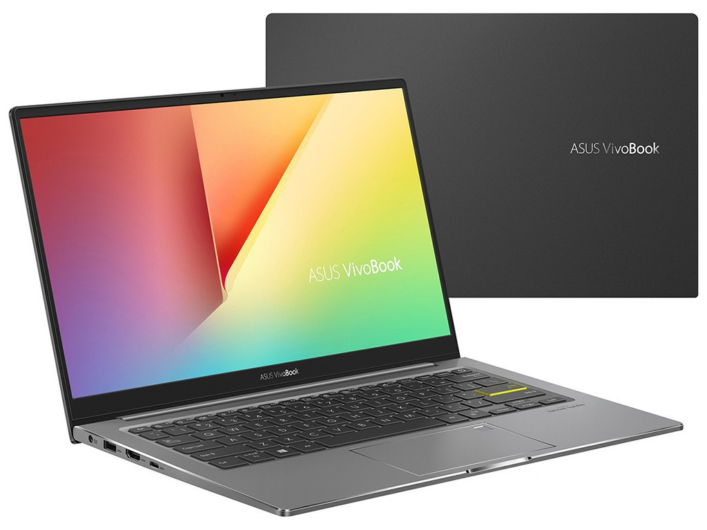 Ноутбук ASUS S333EA-EG051T 90NB0SP4-M01270 (Intel Core i5-1135G7 2.4 GHz/16384Mb/512Gb SSD/Intel Iris Xe Graphics/Wi-Fi/Bluetooth/Cam/13.3/1920x1080/Windows 10 Home 64-bit)