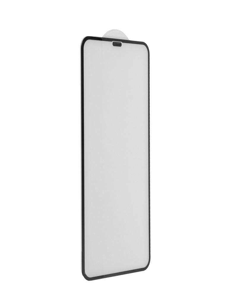 Защитное стекло Baseus для APPLE iPhone XS Max Full-Screen Curved Tempered Glass Black SGAPIPH65-WD01