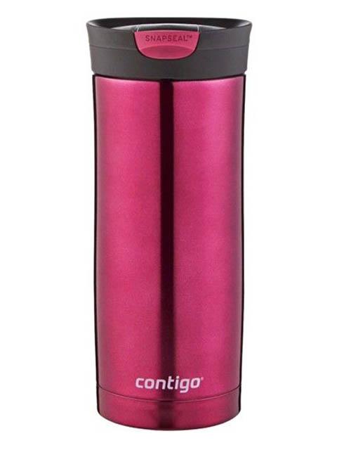 Термокружка Contigo Huron 470ml Raspberry 2095638