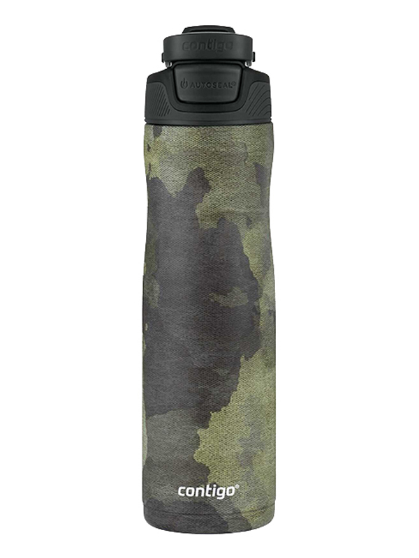 Термокружка Contigo Couture Chill 720ml Black-Green 2127885