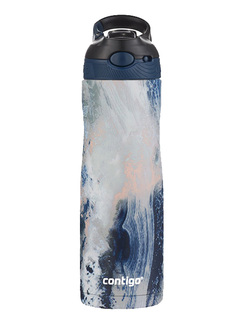 Термокружка Contigo Ashland Couture Chill 590ml Blue-White 2127881